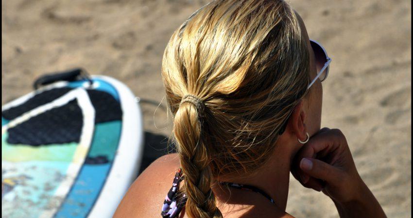 Surfer-Ferien