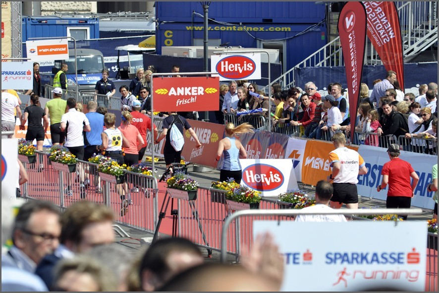 Vienna City Marathon 2011