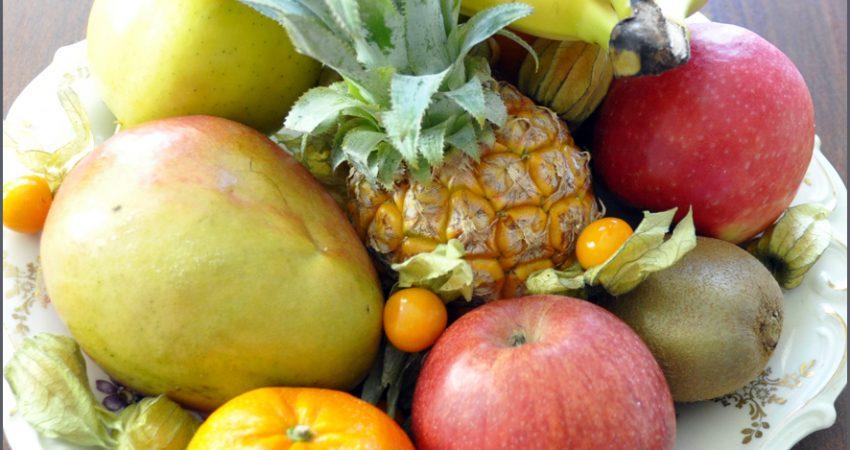 Entrümpeln und sich besser fühlen auch in puncto Ernährung