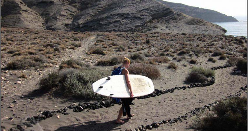 Fit werden für den Surfurlaub