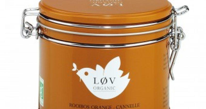 Løv Organic 'Orange-Cinnamon Rooibos'