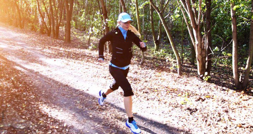 Läufer brauchen Jacken, erst recht im Winter!
