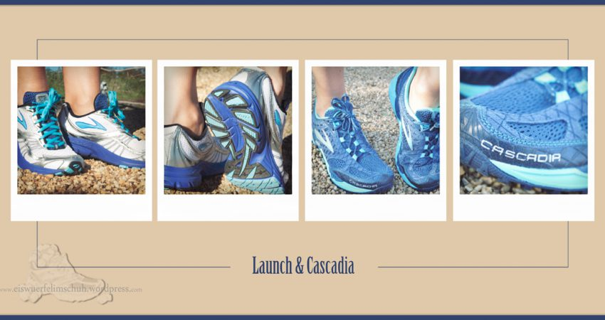 Brooks' Wettkampf- & Trainingsschuh  – der Launch & Cascadia