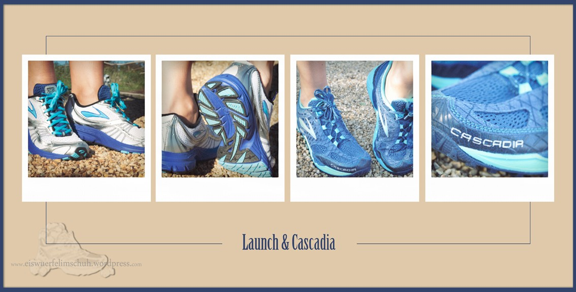 Brooks Launch & Cascadia