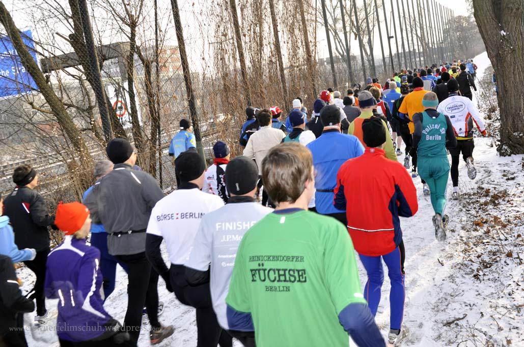 BSV 92 Winterlaufserie Berlin Lauf 3