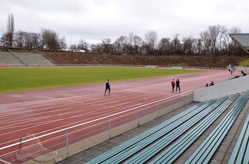 BSV 92 Winterlaufserie Berlin Lauf1