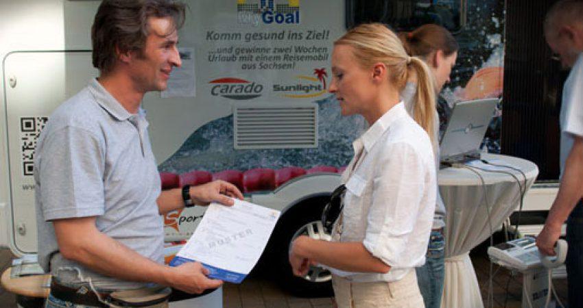 MyGoal Internetplattform für Ausdauersport setzt neben Experten auf die Gemeinschaft