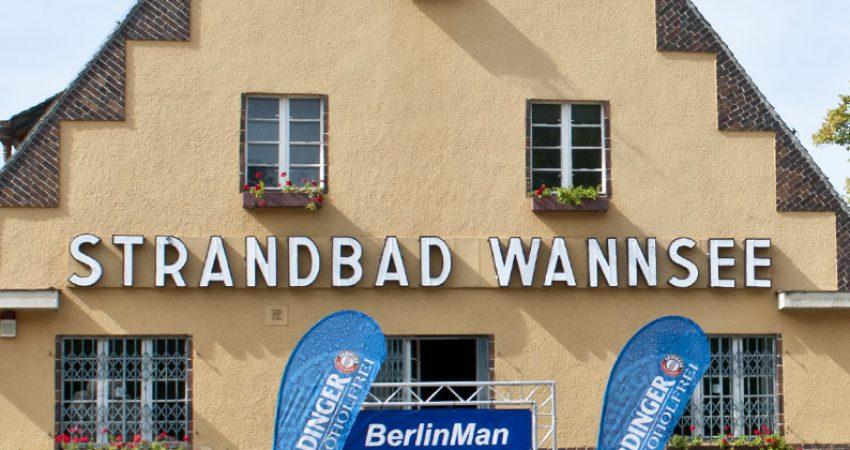 BerlinMan Triathlon Gruppentraining
