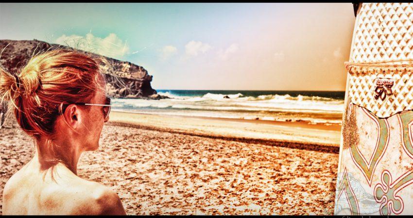Urlaubserinnerungen II – Fuerteventura, einfach nur surfen