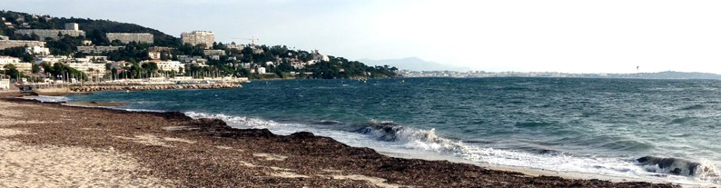Cannes-Hafen-Meer-Strand