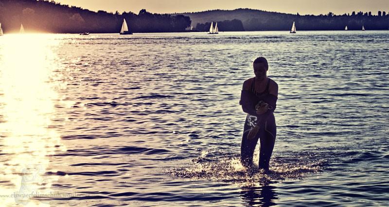 2XU C 2 Neoprenanzug Wannsee Trainingsschwimmen