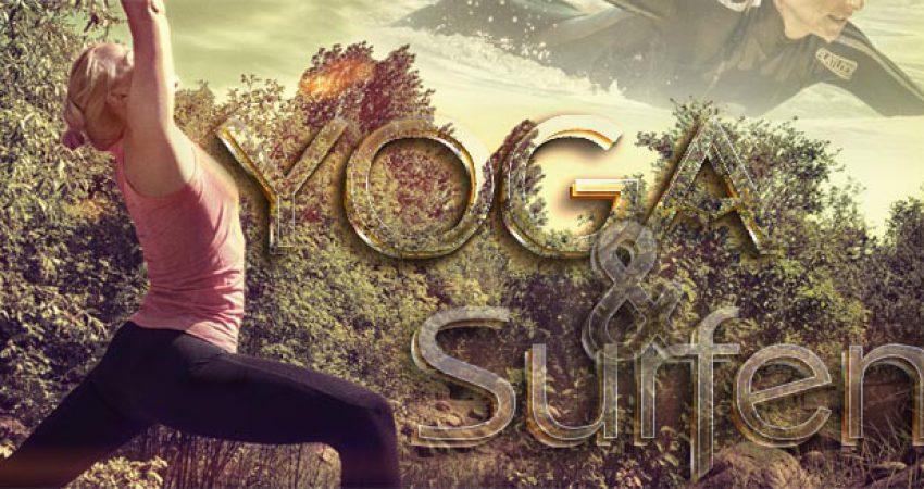 Yoga & Surfen