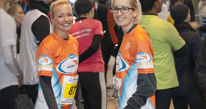 Berliner Marathonstaffel 2012