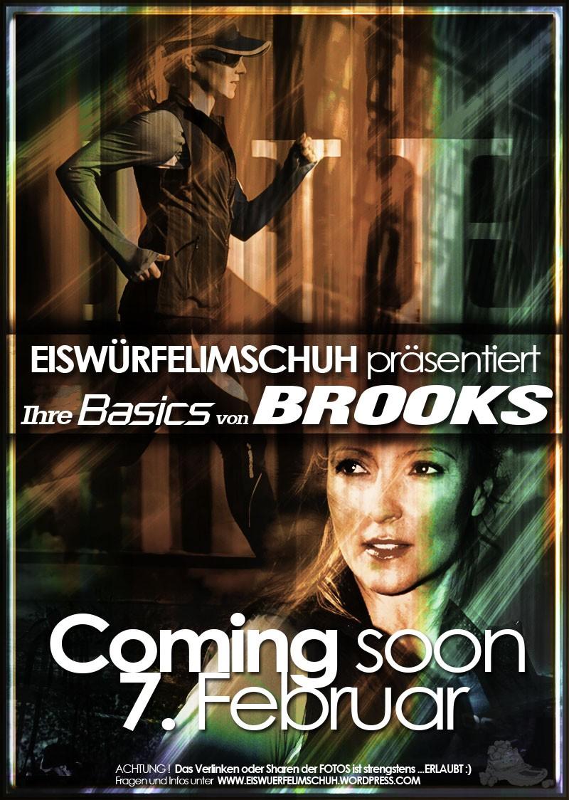 Brooks Running Basics Laufen - eiswuerfelimschuh.wordpress