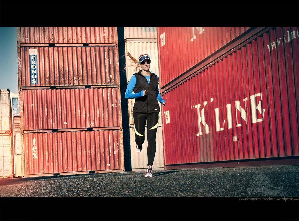 Brooks Racer Running Laufen Racer Tight Vest Visor Elite
