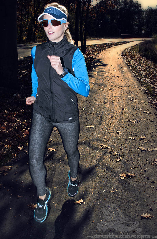 Brooks Racer Running Laufen Visor Vest