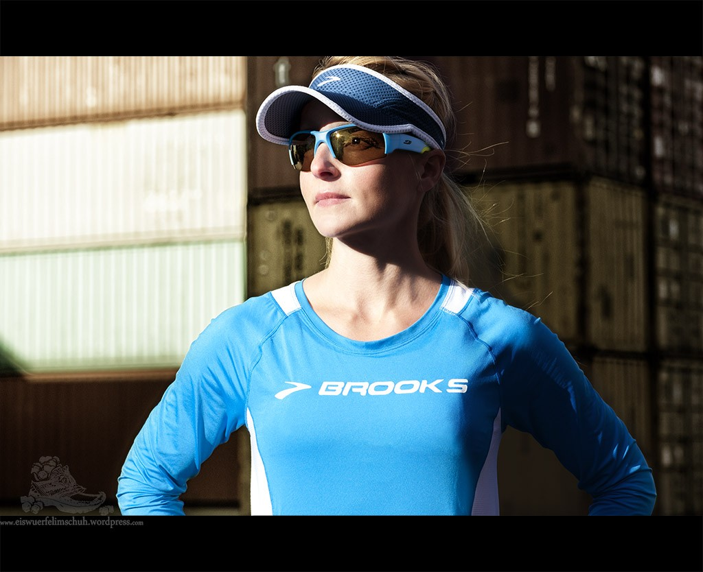 Brooks Visor Elite Running Laufen