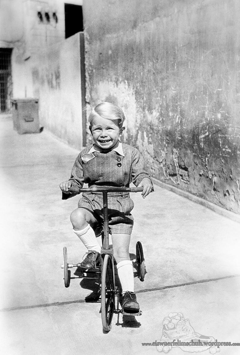 02 Radsport Held Nachkriegszeit Rennrad