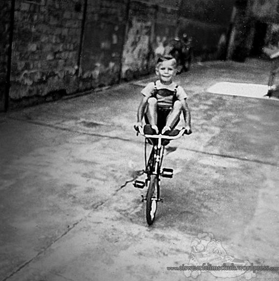 03 Radsport Held Nachkriegszeit Rennrad