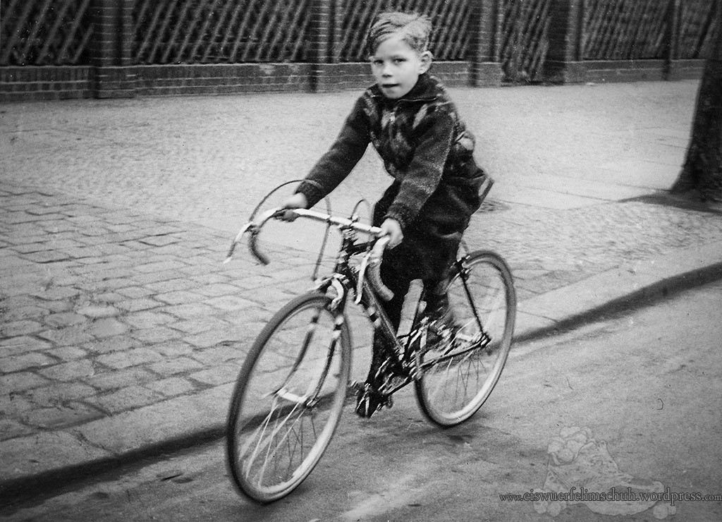 04 Radsport Held Nachkriegszeit Rennrad