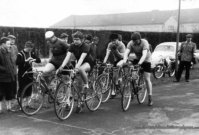 06 Radsport Held Nachkriegszeit Rennrad