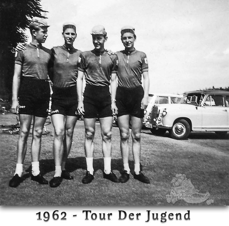 99 Radsport Held Nachkriegszeit Rennrad
