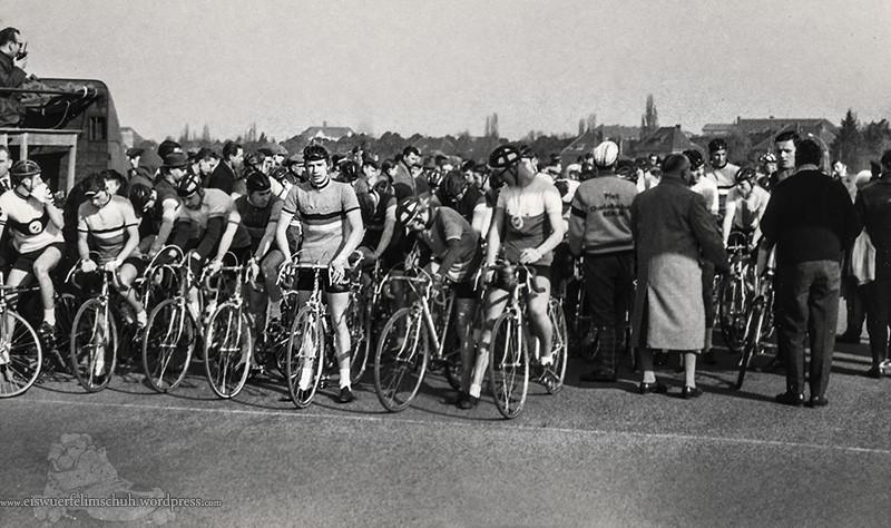 999 Radspo rt Held Nachkriegszeit Rennrad