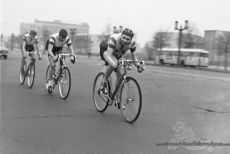 99999 Radsport Held Nachkriegszeit Rennrad