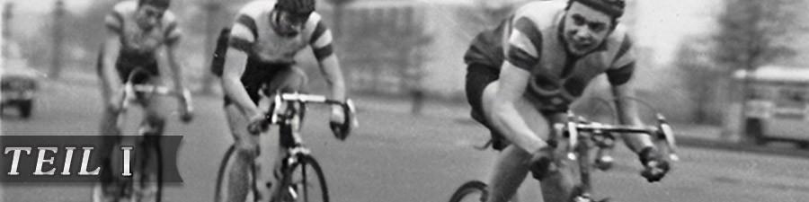 Radsport Held Nachkriegszeit Rennrad Tour