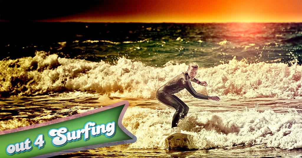 Surf Surfing Beach Wave Sand Ocean