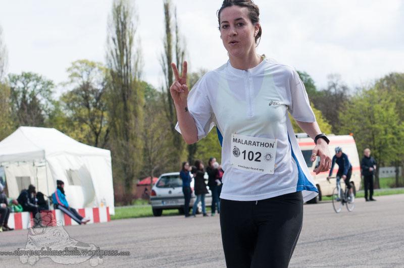 Berlin Tempelhof Malarathon Eiswuerfelimschuh Lauf Running 12