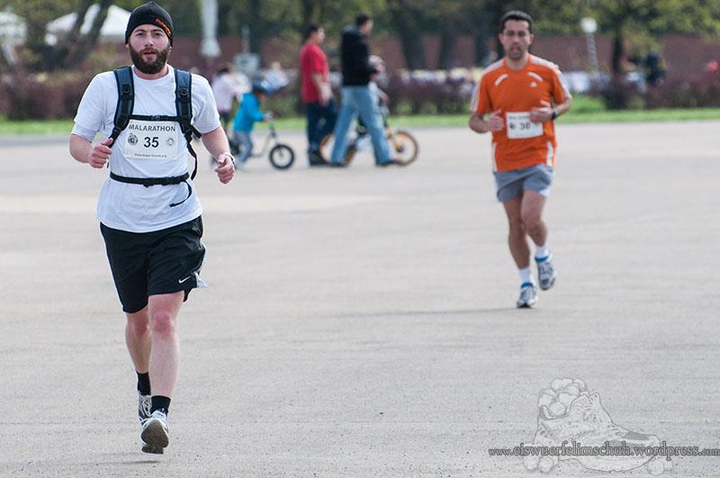 Berlin Tempelhof Malarathon Eiswuerfelimschuh Lauf Running 14
