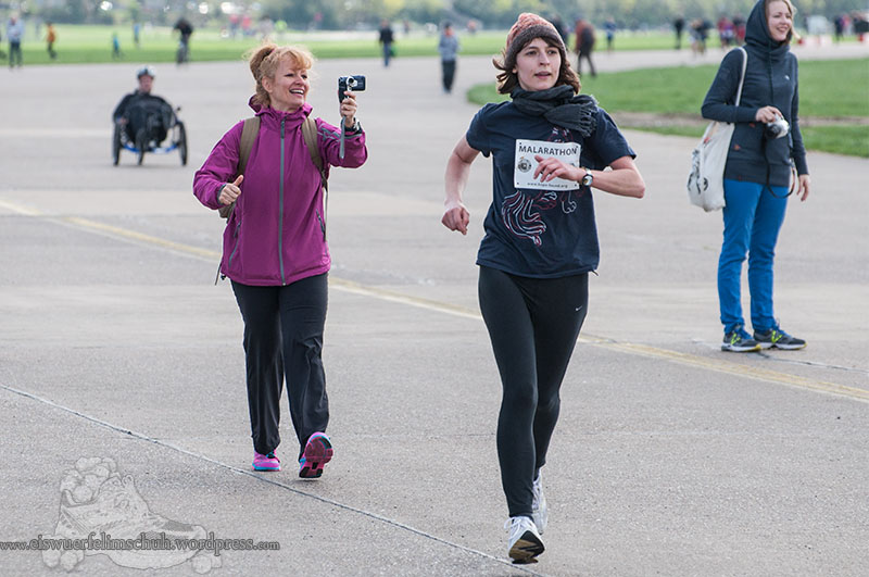 Berlin Tempelhof Malarathon Eiswuerfelimschuh Lauf Running 16