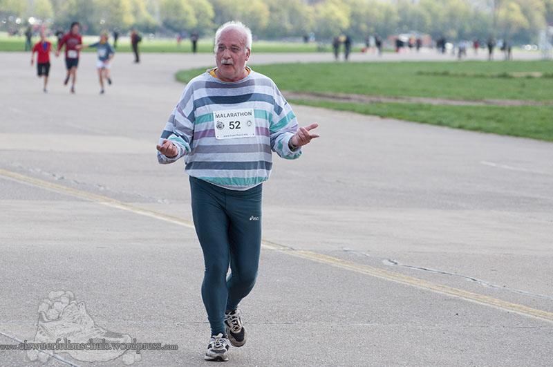 Berlin Tempelhof Malarathon Eiswuerfelimschuh Lauf Running 17