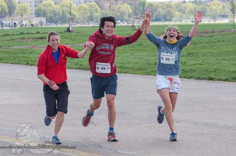 Berlin Tempelhof Malarathon Eiswuerfelimschuh Lauf Running 18