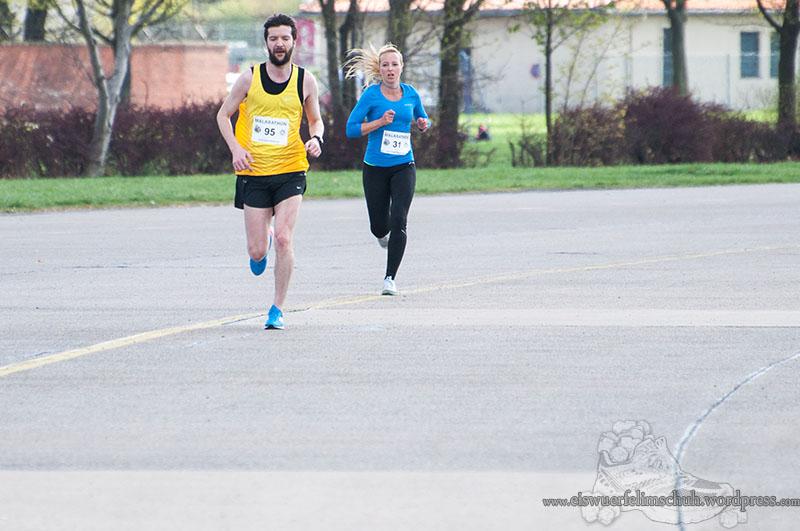 Berlin Tempelhof Malarathon Eiswuerfelimschuh Lauf Running 19