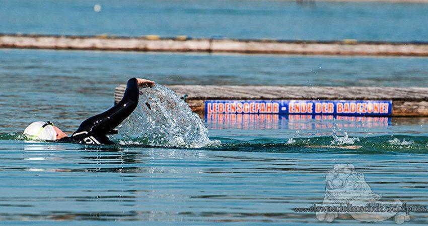 Laufgeschichten: wenn daraus Schwimmgeschichten werden