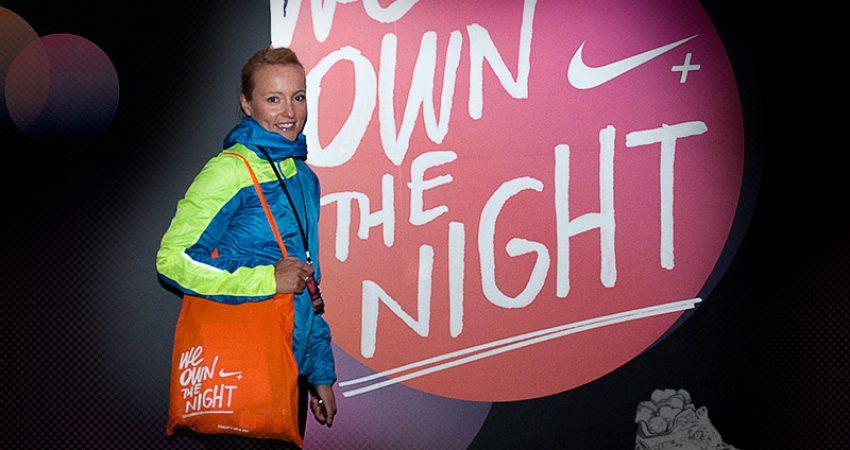 Das war unsere Nacht! Nike 'We own the Night'