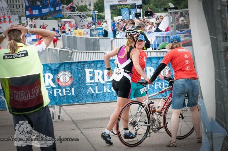 Ironman Berlin 2013 Triathlon Eiswuerfelimschuh (106)