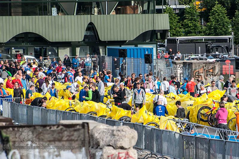 Ironman Berlin 2013 Triathlon Eiswuerfelimschuh (61)