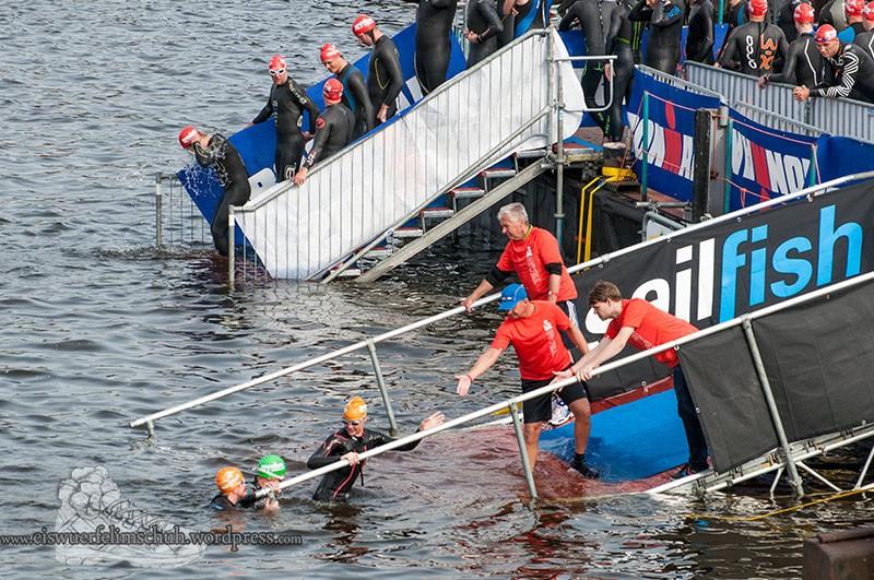 Ironman Berlin 2013 Triathlon Eiswuerfelimschuh (83)