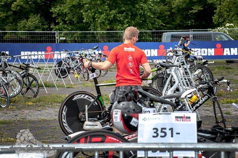 Ironman Berlin 2013 Triathlon Eiswuerfelimschuh (96)