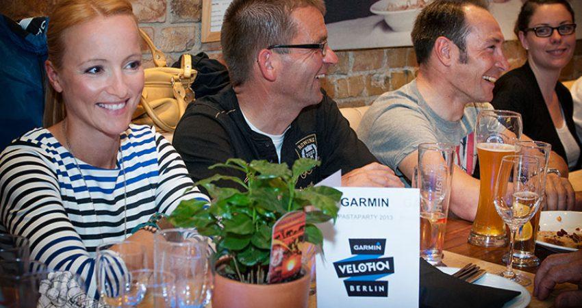 Mein Berlin Velothon Wochenende mit 'Garmin & Friends'