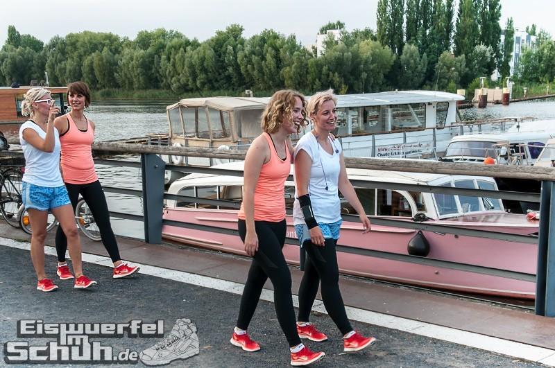 Eiswuerfelimschuh NIKE Free Flyknit Schuh Shoe Promotion Event Berlin (40 1)