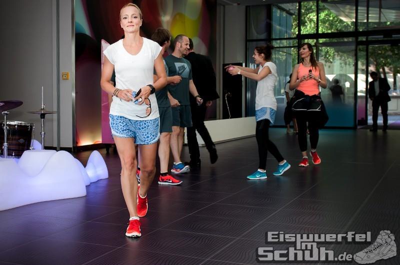 Eiswuerfelimschuh NIKE Free Flyknit Schuh Shoe Promotion Event Berlin (5)
