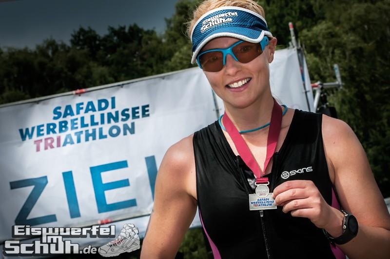 Safadi Werbellinsee Triathlon: Kleine Katastrophen & große Worte - Teil II