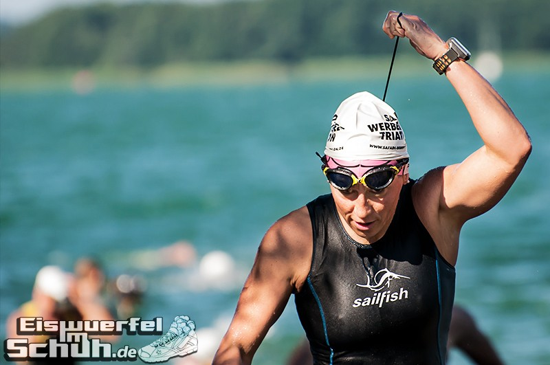 Eiswuerfelimschuh Triathlon Werbellin Werbellinsee Safadi Swim Bike Run (78)