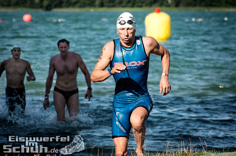 Eiswuerfelimschuh Triathlon Werbellin Werbellinsee Safadi Swim Bike Run (82)