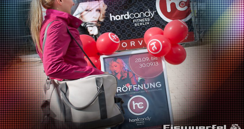 Trainieren wie Madonna im Berliner Hard Candy Fitness Club (Verlosung)
