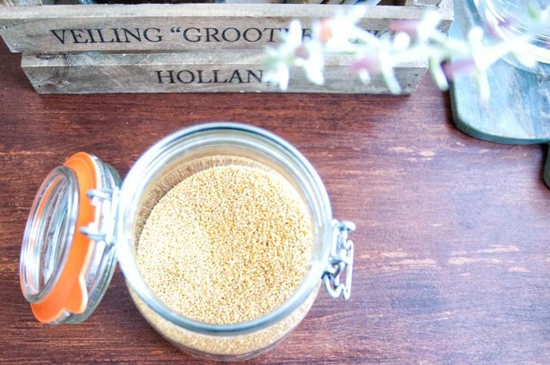 Eiswuerfelimschuh-Reishunger-Millet-Hirse-Receipe
